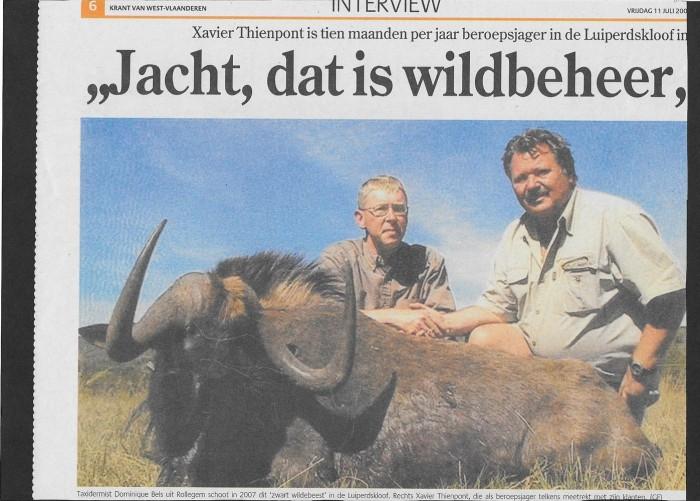 krant van west vlaanderen